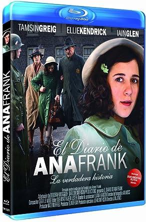 El Diario De Ana Frank [Blu-ray]: Amazon.es: Tamsin Greig