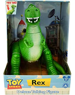 Toy Story Signature Collection Rex The Roaring Dinosaur