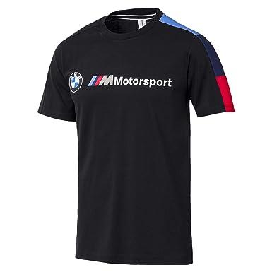 59a40c7b6e Puma BMW M Motorsport Herren T7 T-Shirt Anthracite M: Amazon.de: Bekleidung