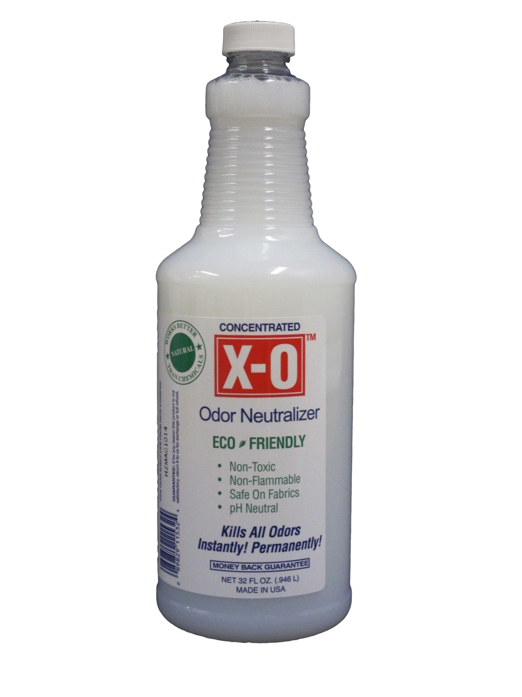 X-O Odor Neutralizer Concentrate, 32-Ounce