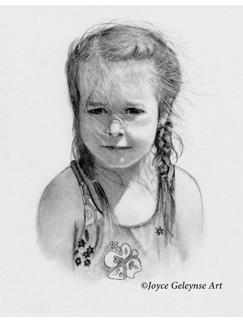 CUSTOM PENCIL PORTRAIT, Drawn by Experienced Artist, Based on Your Photo