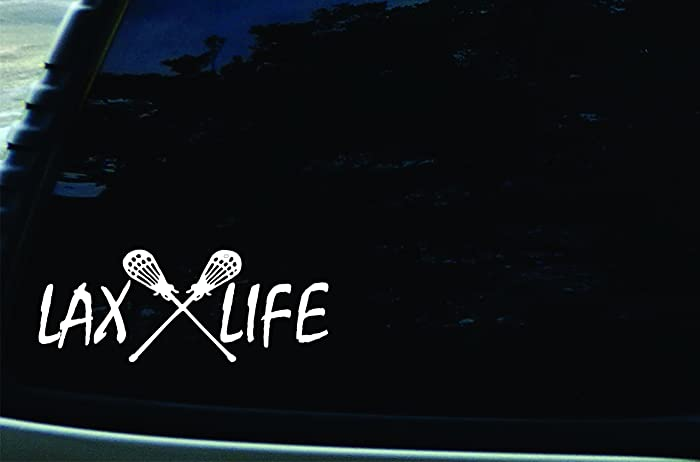 Top 10 Small Lacrosse Laptop Stickers
