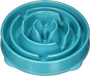 Outward Hound Fun Feeder Slo Bowl - Slow Feeder Dog Bowl