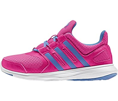 adidas Performance Hyperfast 2.0 K Running Shoe (Little KidBig Kid)