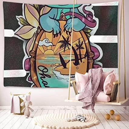 Amazon.com: DISNEY COLLECTION Tapestry Stitch Wallpaper ...