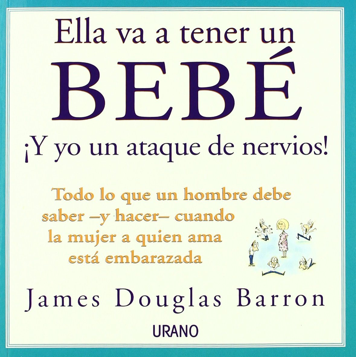 Ella Va A Tener un Bebe = She's Having a Baby (Spanish Edition) PDF