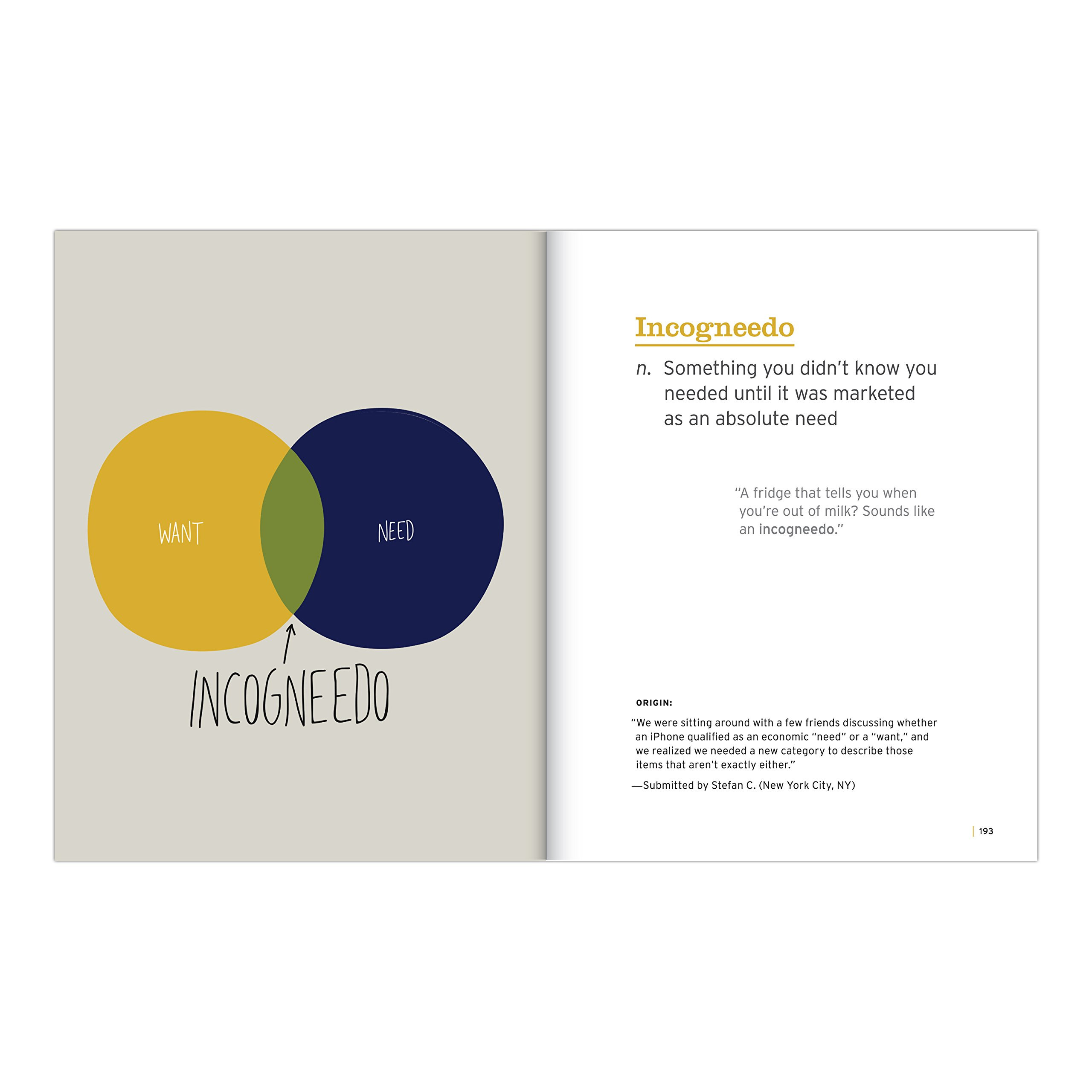 The Made-Up Words Project: An Illustrated Collection of Invented Family Phrases by Knock Knock