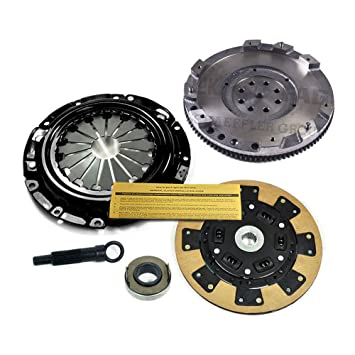 EFT® XTREME KEVLAR CLUTCH PRO-KIT&FLYWHEEL for 3000GT STEALTH3.0L 6CYL NON-