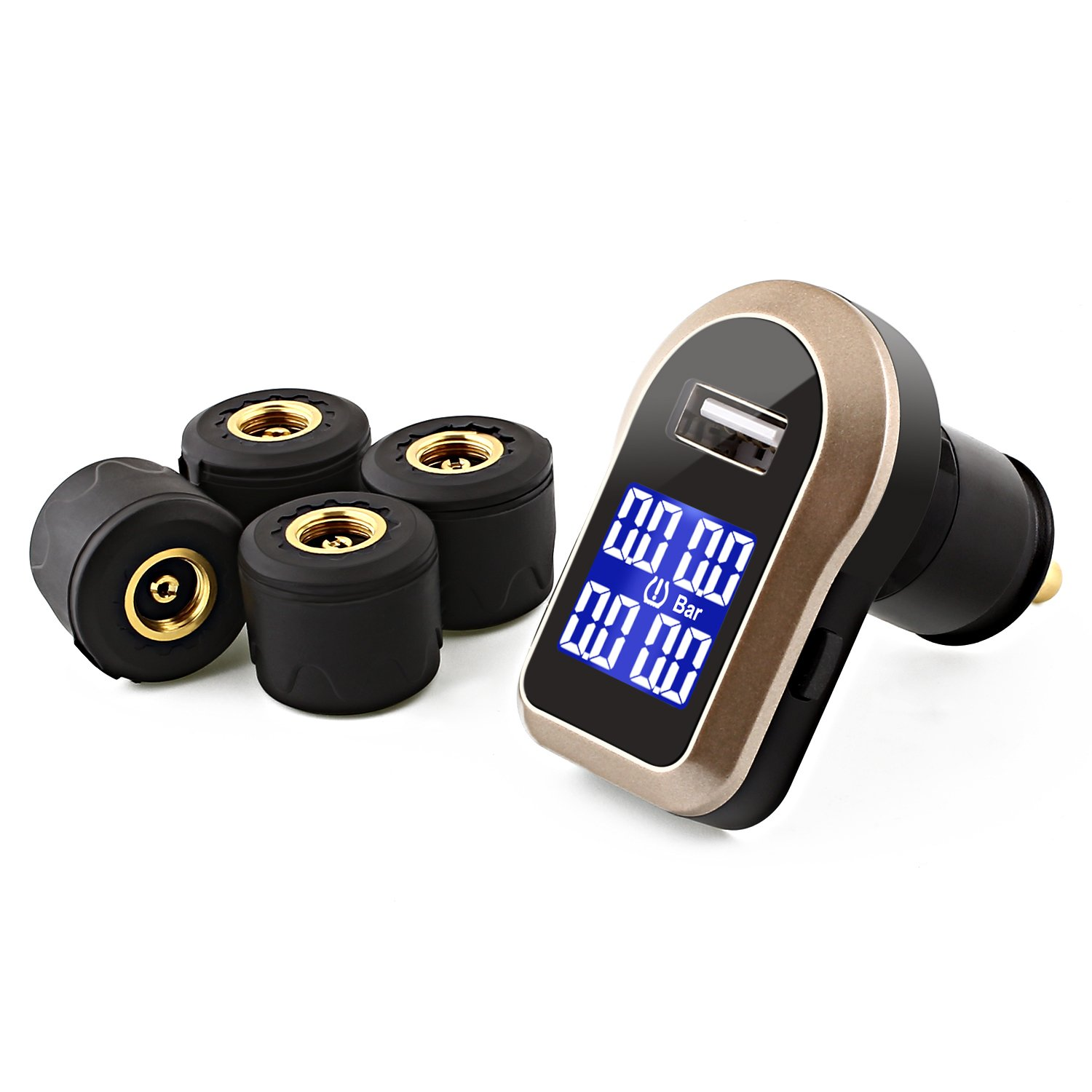 Wireless Tire Pressure Monitoring System Anyone Have