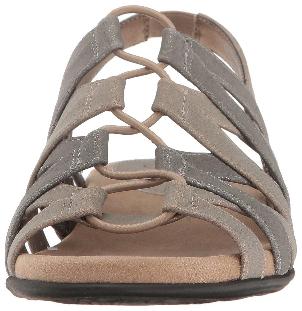 LifeStride Womens Behave Gladiator Sandal