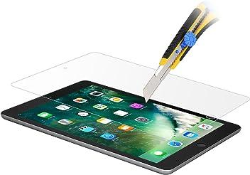 """StilGut, pellicola protettiva ultraresistente in vetro temperato per Apple iPad 2017 9.7"""""""