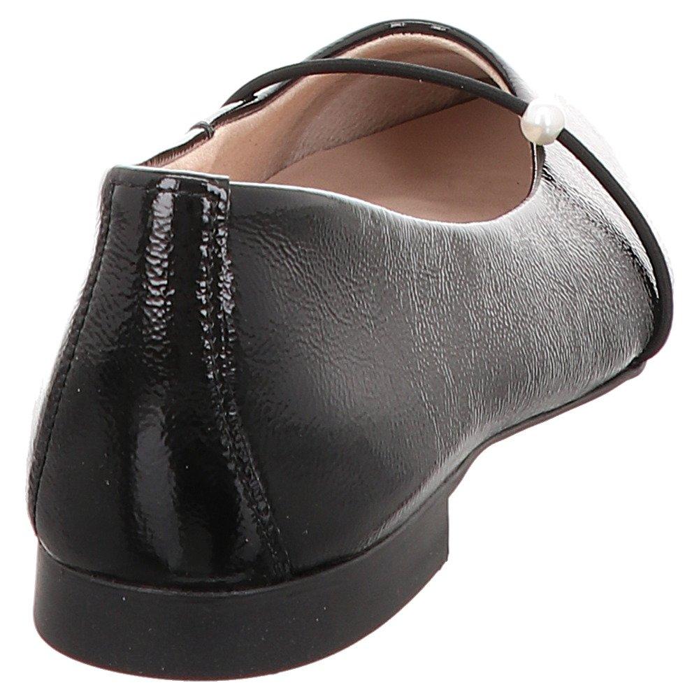 Paul Grün Damen 461026 Ballerinas 0064-2374-014/Ballerina 2374-014 schwarz 461026 Damen Schwarz e2165a