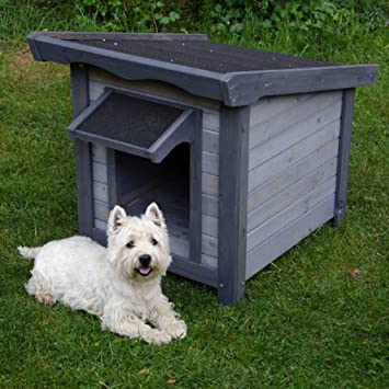 Caseta para perro, diseño básico ...