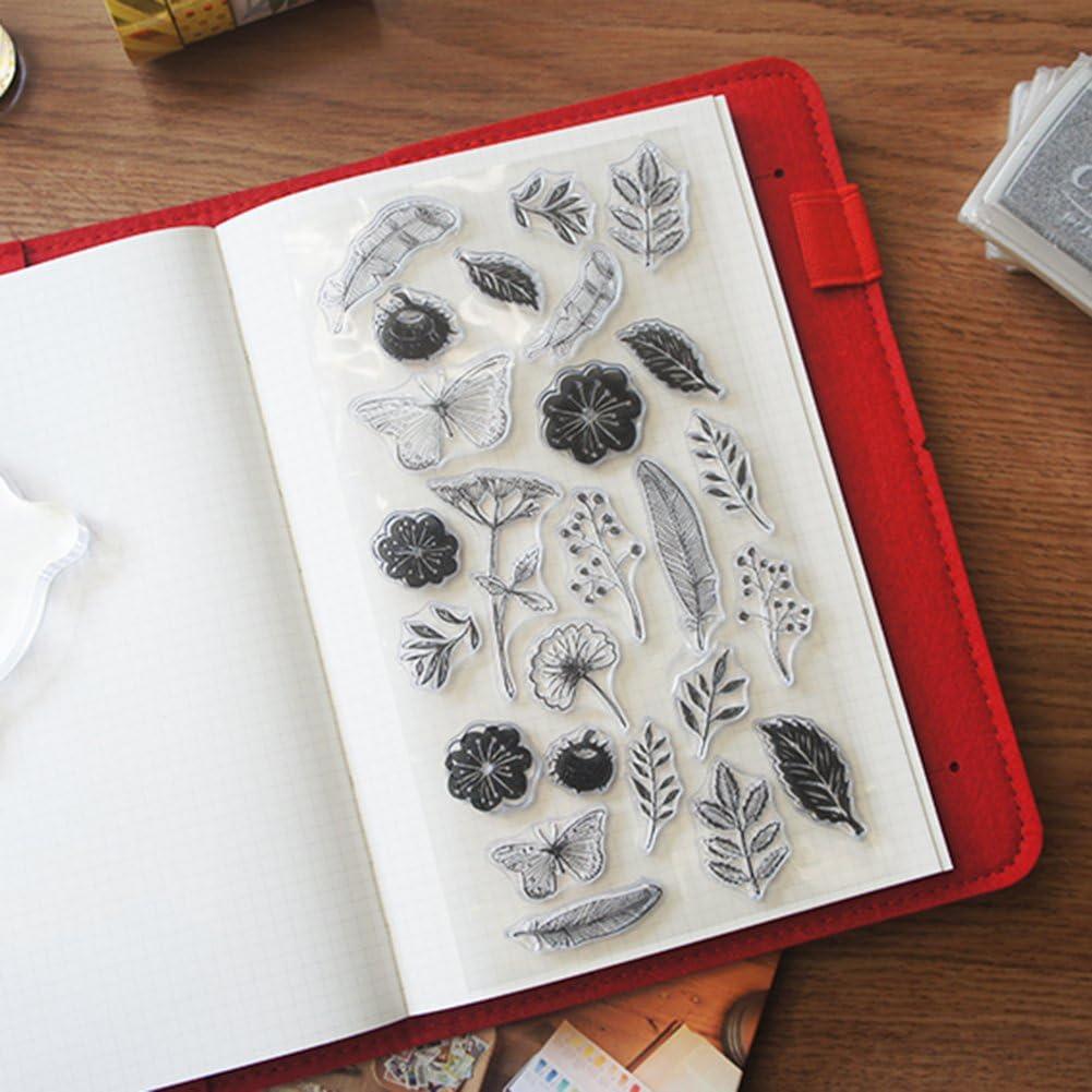 Blue Vessel Transparentes Siegel DIY Hand-Account-Scrapbook Clip Dieses Fertige Kapitel Stempel Transparentes Siegel DIY Hand Account Scrapbook Clip