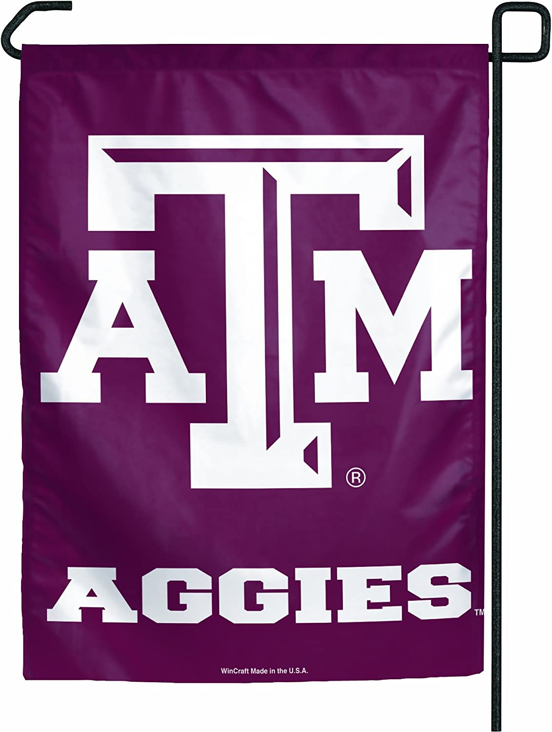 NCAA Texas A and M Aggies Garden Flag