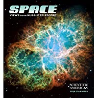 Space: Views From the Hubble Telescope 2016 Wall Calendar
