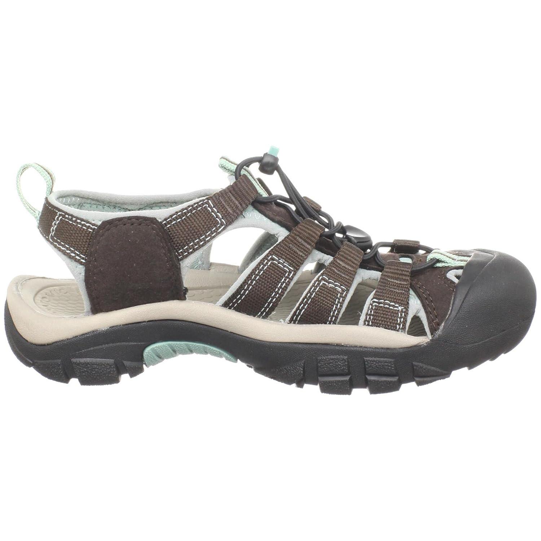 KEEN Women's Newport H2 Sandal B001T6M41M 5 B(M) US|Slate Black/Canton