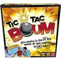 Goliath Tic Tac Boum, Juego de Cartas, Encuentra