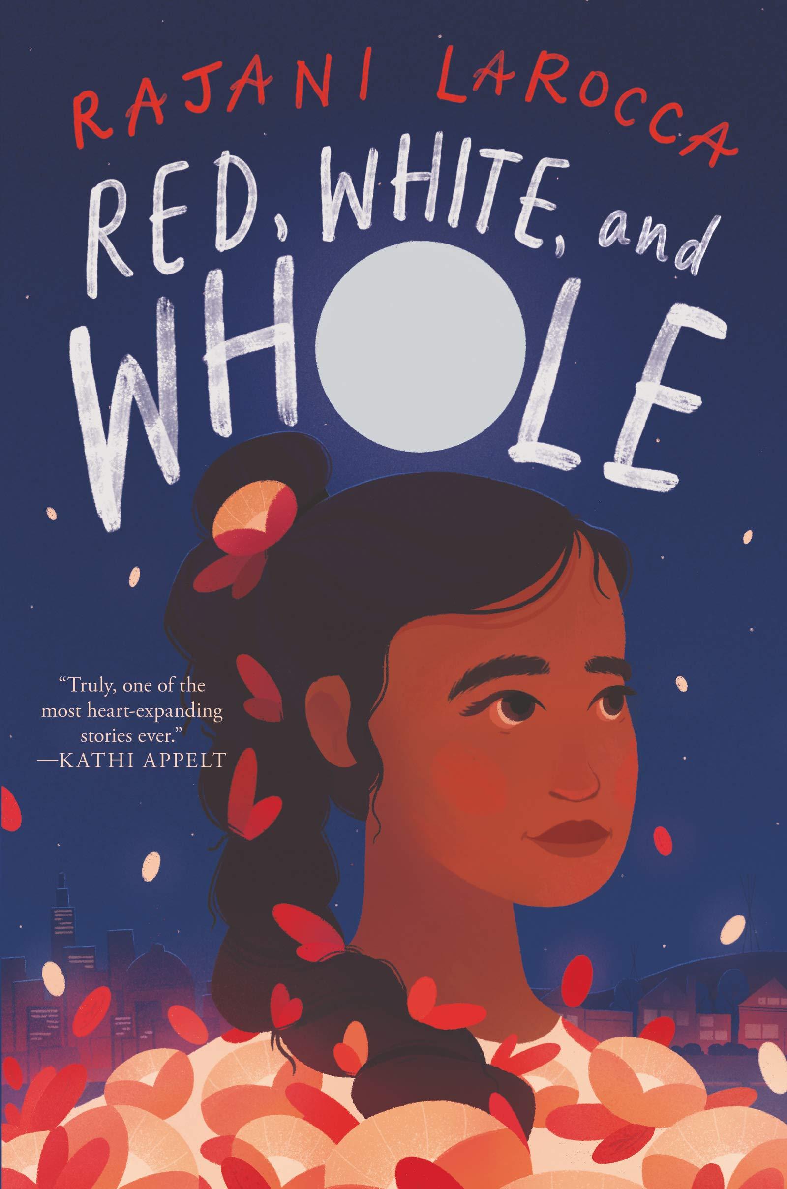 Amazon.com: Red, White, and Whole: 9780063047426: LaRocca, Rajani: Books