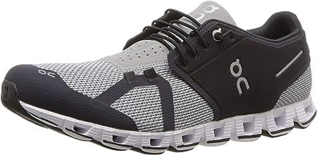 On Cloud - Zapatillas de correr para hombre, Hombre, CLOUD19M, 99971 Black Slate, 9