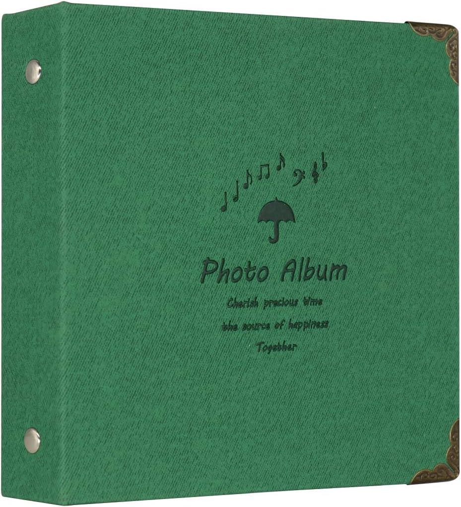 BigTrend 100 Pockets Instax Mini Photo Album Film Book for Fujifilm Instax Mini 9 8 7s 90 70 25 Polaroid 300 Instant Camera 3 Inch Picture Name Card Holder