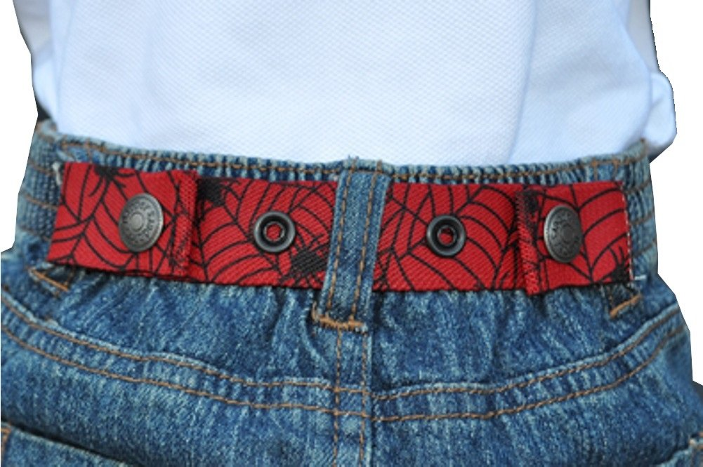Blocks Dapper Snapper Baby /& Toddler Adjustable Belt