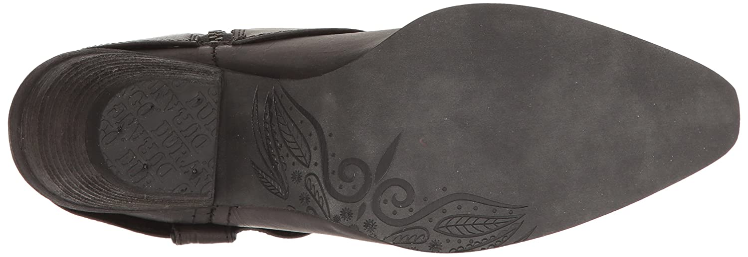 Durango Women's DRD0200 Western Boot B01N13C71P 9.5 B(M) US|Black Charcoal Grey