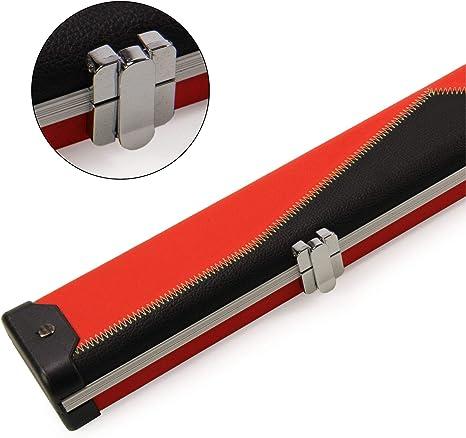 Tomahawk Pro - Funda de Aluminio para Taco de Billar (3⁄4) 119 cm ...