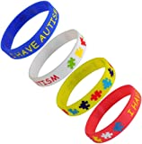 Amazon Price History for:4 Pack - I Have Autism Children's Bracelet (Child Size)