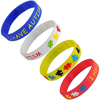 I Have Autism Children's Bracelet