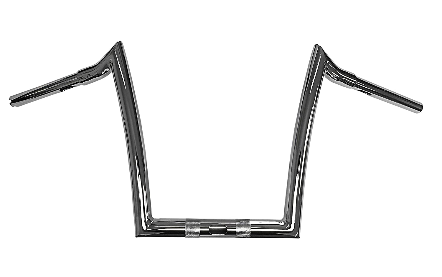 Dominator Industries 1 1//4 Inch Road Glide Meathook Ape Hanger Handlebars Chrome for 2015-2019 Road Glides 10 Inch Rise