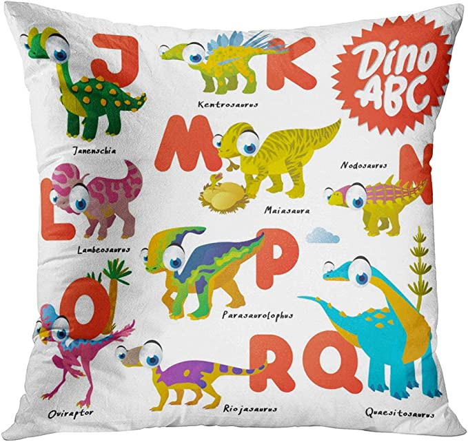 Amazon customer buys dinosaur pillow