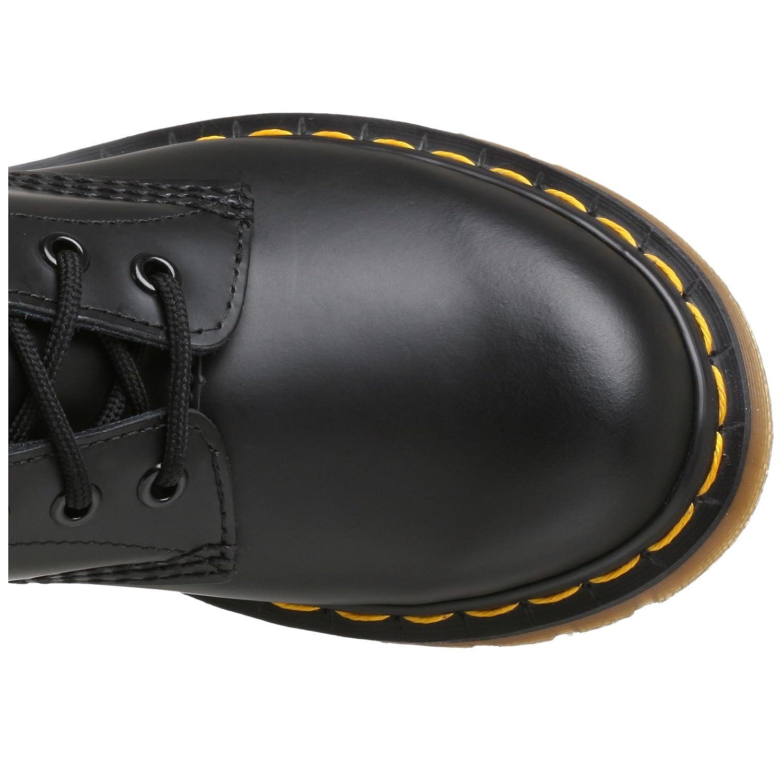 Dr. Martens Men's 1460 US Combat Boot, 8.5 B(M) US 1460 Women/7.5 D(M) US Men B000W3UL7W 9 M US/ 7 UK Black Smooth Leather ea8201