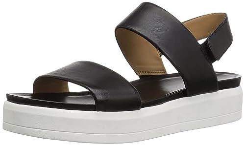 16628d5a68e Franco Sarto Women's Kenan Wedge Sandal