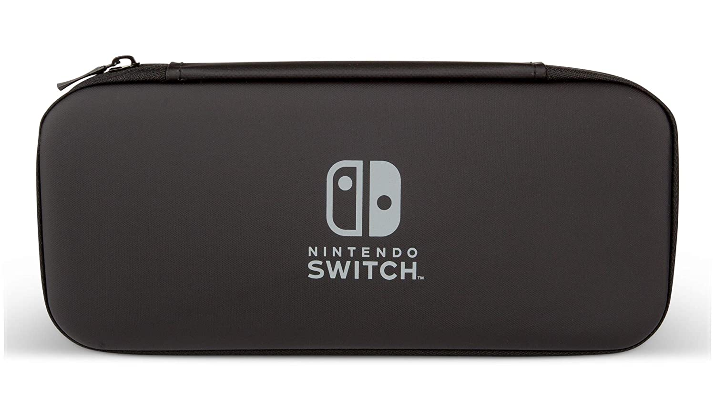 PowerA Stealth Case for Nintendo Switch - Black - Nintendo Switch