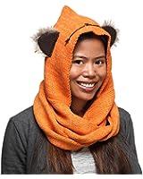 Star Wars Ewok Knit Hooded Scarf
