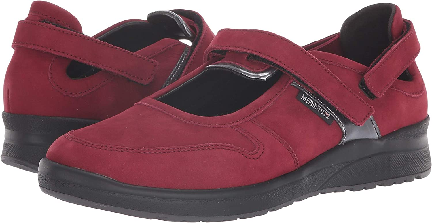 【おしゃれ】 [Mephisto] Medoc レディース B07CCB3V1M Medoc (Red Wine) Bucksoft Bucksoft/Grey/Grey (Red Magic 37 M EU, あれんじHana倶楽部:0a294d9c --- ciadaterra.com