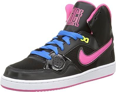 Nike Son of Force Mid (GS), Zapatillas de Baloncesto para Niñas ...