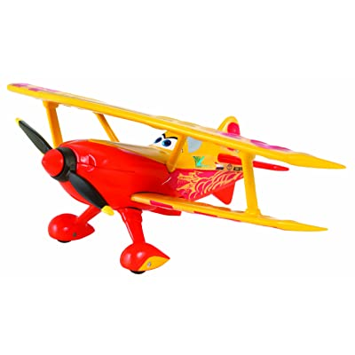Disney Planes Sun Wing No. 8 Diecast Aircraft: Toys & Games
