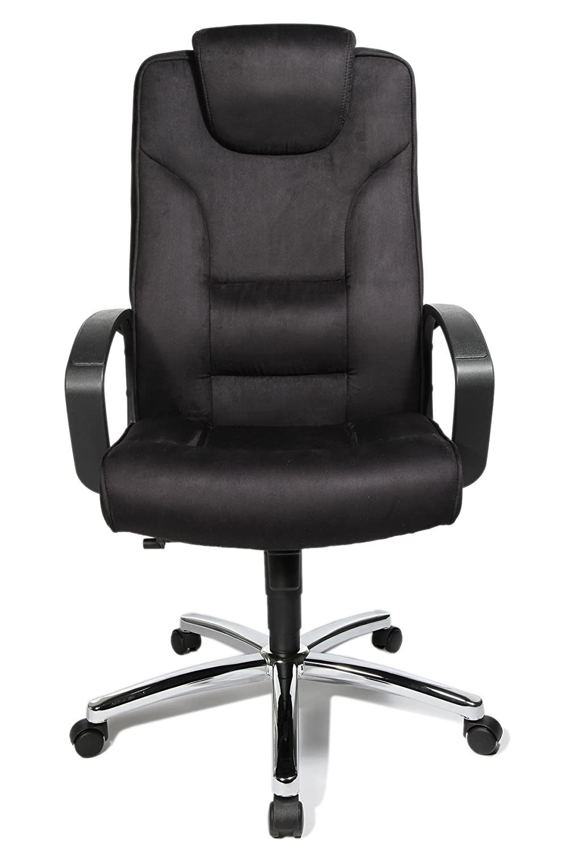 Topstar 7819TA3 Silla de oficina para ejecutivos Comfort Point 50, microfibra color antracita: Amazon.es: Hogar