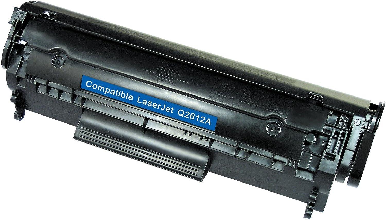 White Box Q2612a 12a Toner Cartridge Compatible With Hp Laserjet 1010 1012 1015 1018 1020 3010 3015 3020 3030 3050 3052 3055 M1005 Bürobedarf Schreibwaren