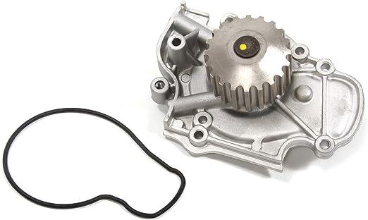 Water Pump Set 113 Round Teeth /& Valve Cover Gasket Timing Belt Seal Kit New ITM186WPVC for Honda 2.2L F22A F22B S w// Grommets, Spark Plug Seals