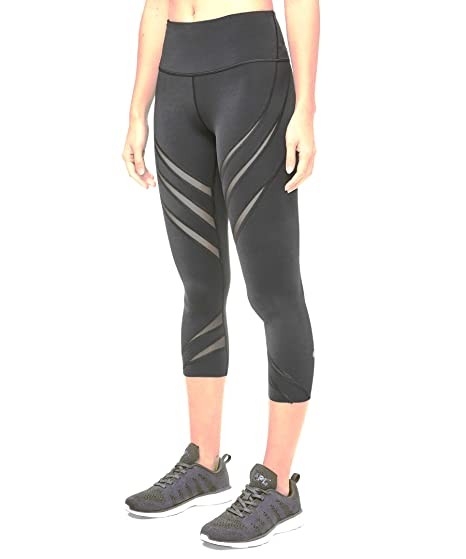 7e5229d549 Image Unavailable. Image not available for. Color: Lululemon- Fast and  Fierce Crop- Women Athletic Performance Pants- ...
