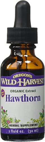 Oregon's Wild Harvest 1 2 Fresh Organic Hawthorn Extract