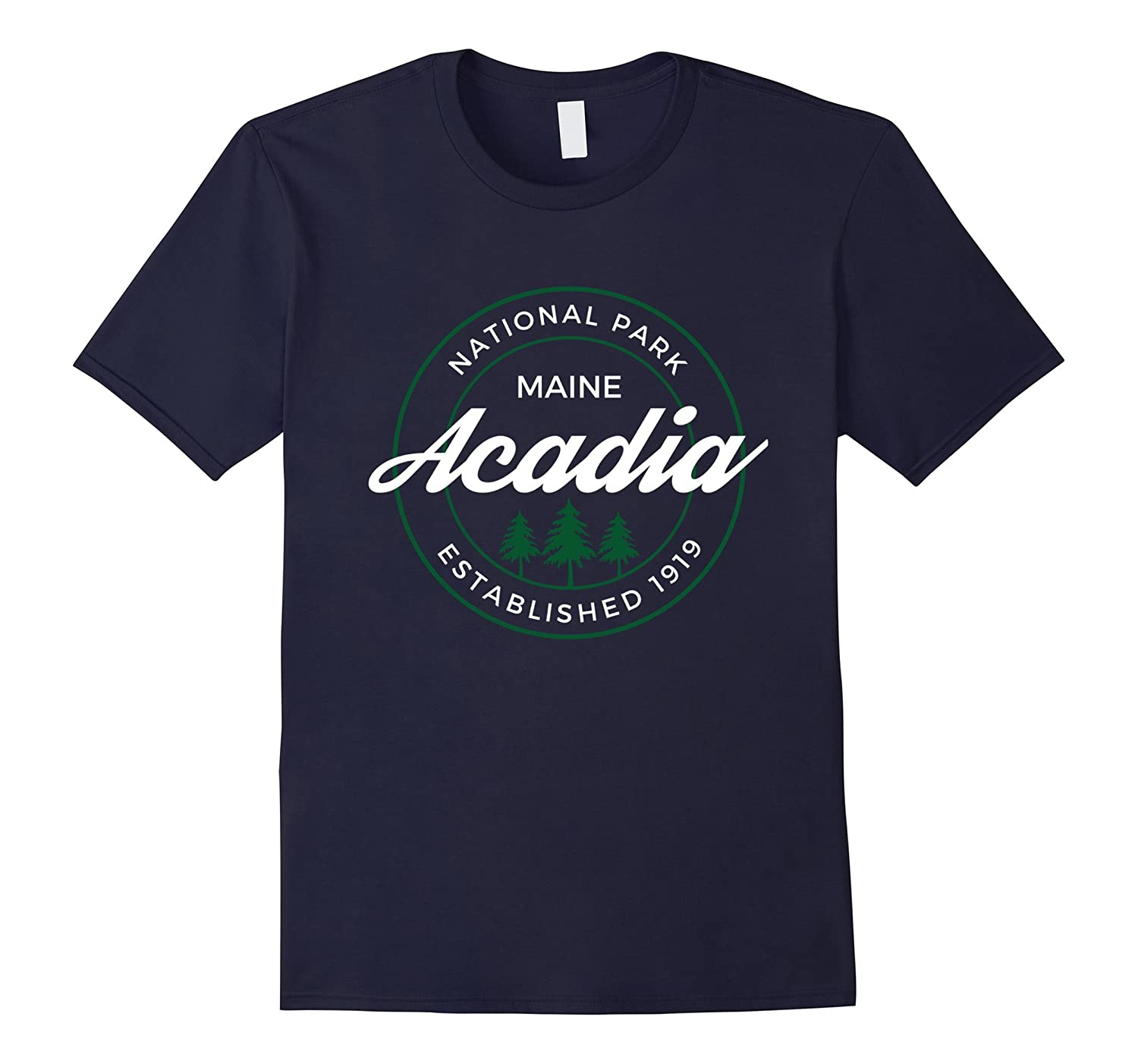Acadia National Park T Shirt Maine-TH