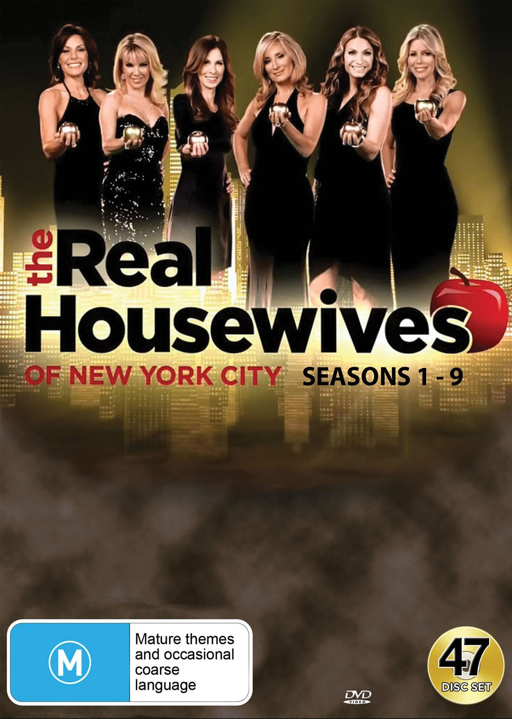 The Real Housewives of New York - Complete Series [Seasons 1 - 9] by