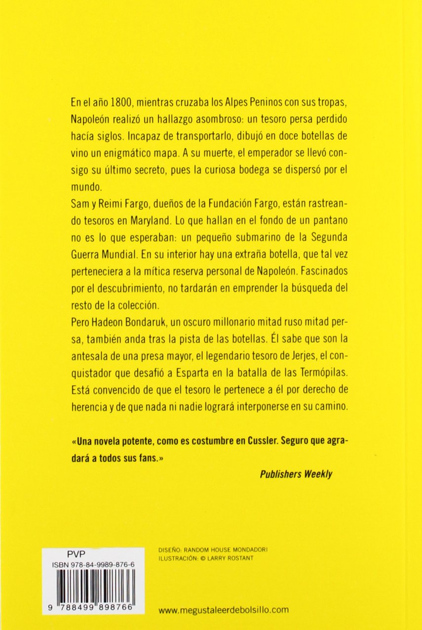 El oro de Esparta (Best Seller (Debolsillo)) (Spanish Edition)