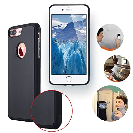 the latest 62087 45c0c Amazon.com: iPhone 7 Case, LHMOBLIE Anti Gravity Cell Phone Case ...