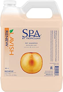 product image for TropiClean SPA Lavish Shampoos for Pets - Made in USA - Soap Free - Naturally Derived Ingredients - Luxury Bathing