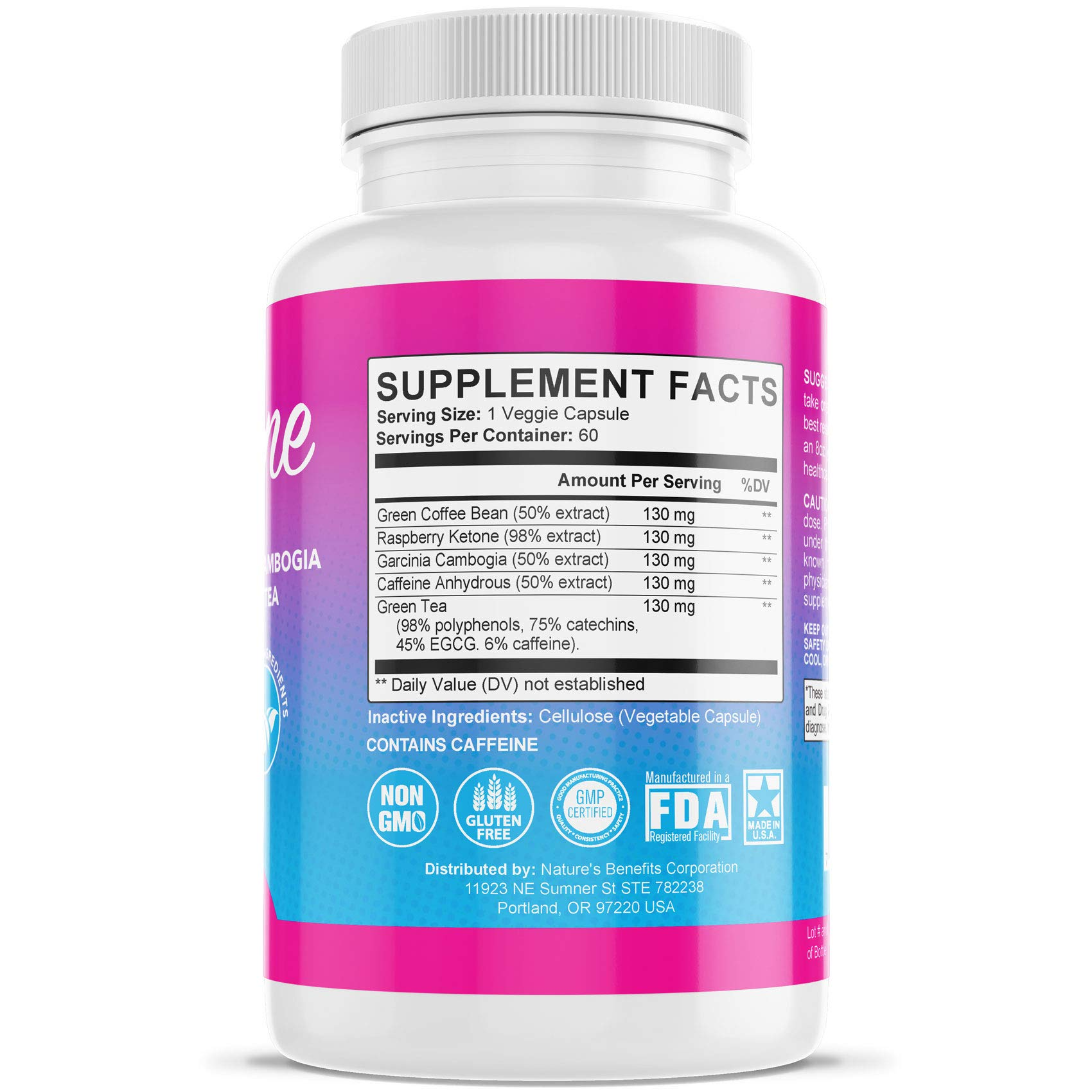 Rapid Tone Weight Loss Pills Supplement - Burn Fat Quicker - Carb Blocker, Appetite Suppressant, Fat Burner - Natural Thermogenic Extreme Diet Fast WeightLoss for Women Men (5 Month Supply) by Rapid Tone (Image #2)